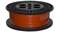 Flat magnet wire